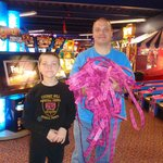 The Arcade was a blast! A great variety of games to play!
