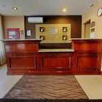 Main Lobby Front Desk