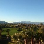 views of mountains & Golf Course