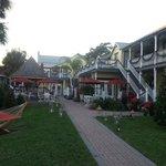 The beautiful Bayfront Marin House