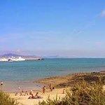 Strand nabij Neptuno