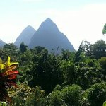 Piton view from Calabash