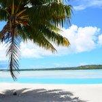 Inano beach and view