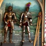 Armor for Ceremony and Armor for Jousting