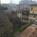 View from room balcolny