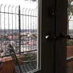 Balcony View - Room 1600