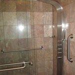 Scarlet Room Shower