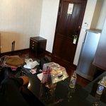 Three bedroom suite - entrance