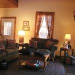 Great Room of the Lodge at Mark Twain Lake