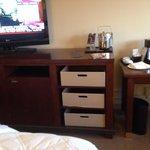 Strange dresser