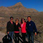 Beautiful day at Red Rock Canyon