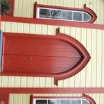 front door - Church