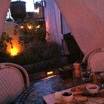 Rooftop Garden Restaurant