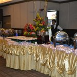 Buffet Table Germany Function Room