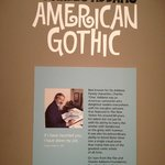 Exhibition of Charles Addams' work