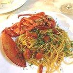Spaghetti all'astice ...