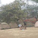 Meserani campsite