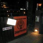 Joe's Beerhouse entrance