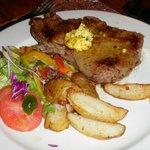 Game steak