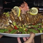 Hawaiian snapper for two - awesome meal!!