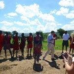 Bei den Masai