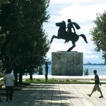 Monument of Alexander The Great