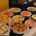 KulturBerlin Breakfast Buffet included per night
