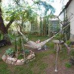 Relax KulturBerlin Hostel Garden