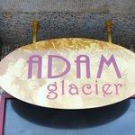 Adam Glacier