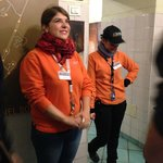 Our lovely guides Fabiana and Sara
