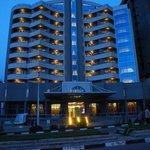 planet 5 star hotel, mekele