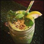 organic smoothie!