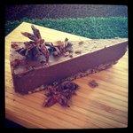raw organic cake