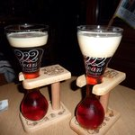 Kwak beer, highly recommended !!!