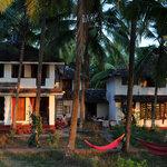The beach house in Kannur