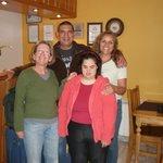 """la """"nostra"""" famiglia a Ushuaia"""