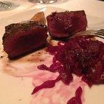 Spice crusted viltkött (venison)