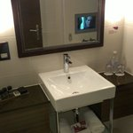 Bathroom, executive suite!