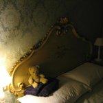 Hotelzimmer imvenezianischen Stil