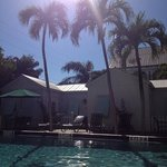 beautiful day by the pool!!!