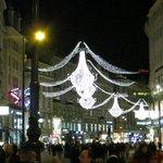 Adventsbeleuchtung Graben
