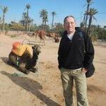 le chameau et moi...ont réfléchies...