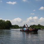 400 kilometers of recreational canals