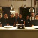 keuken personeel