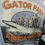 A Gator Park T shirt