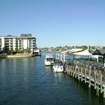Scenic View of Dolphin Quay