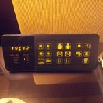 Bedside Control Panel