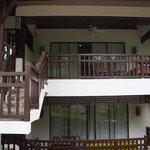 room #5 veranda