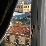 Balcony in my room