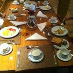 Spice Island Breakfast